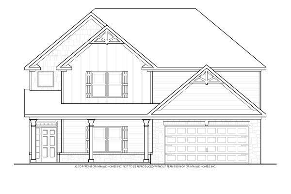 Bailey House Plan
