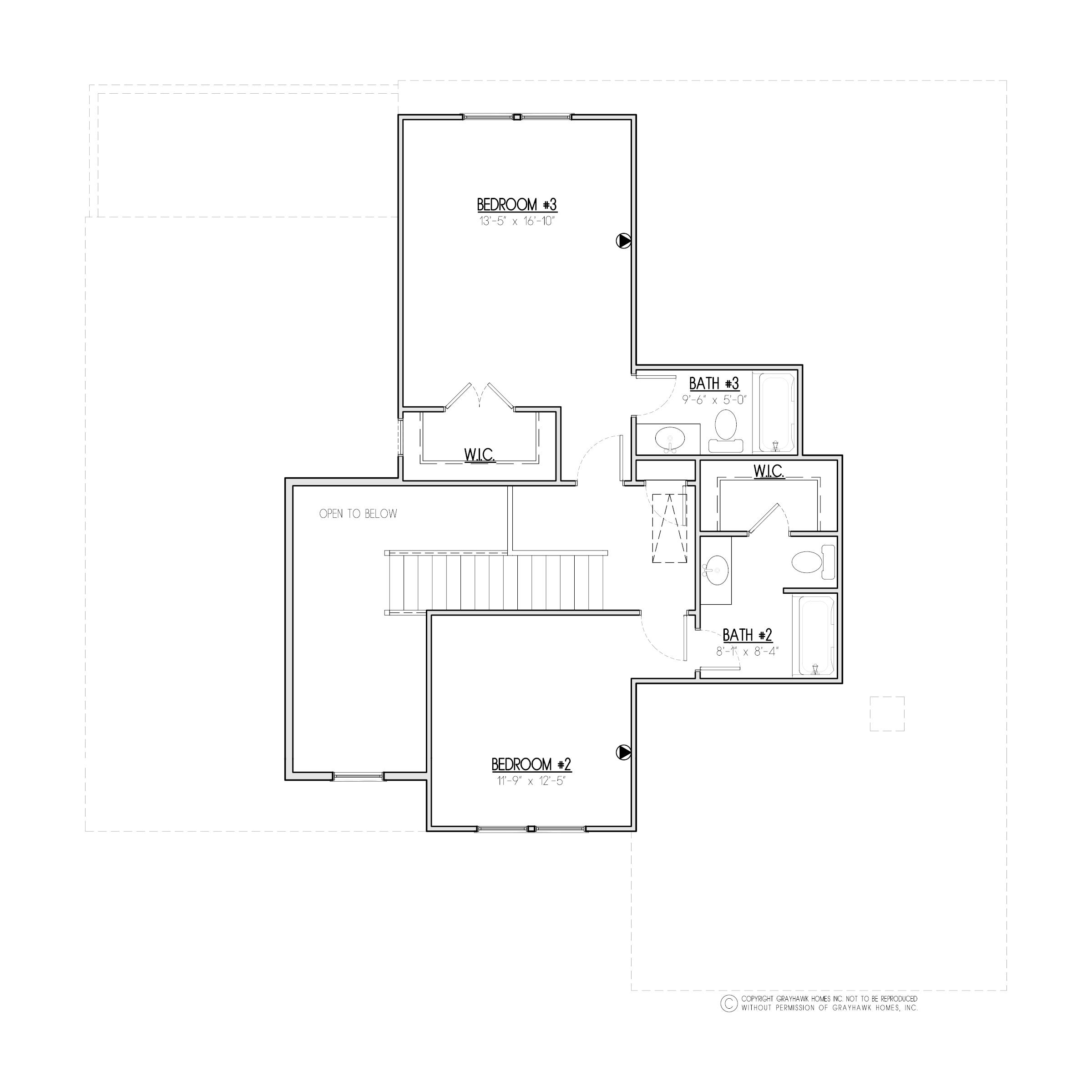 Alder Craftsman 2nd Floor