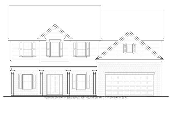 Laurel Traditional House Plan