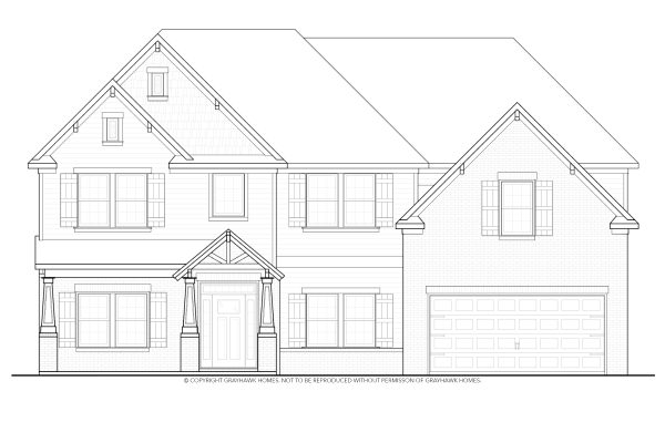Elmwood Crastman II House Plan