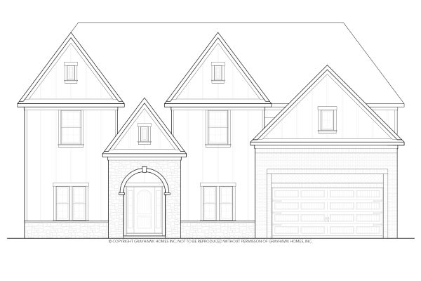 Elmwood Euro House Plan