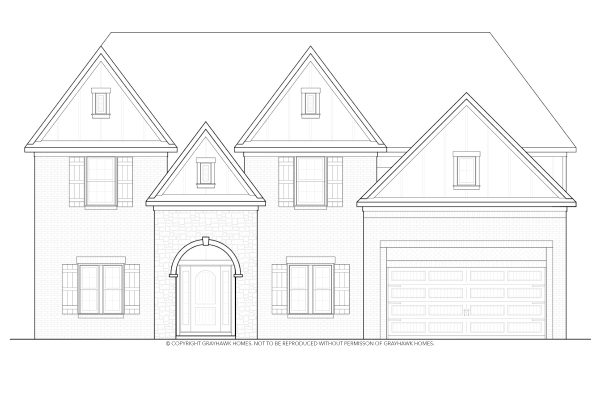 Elmwood Euro II House Plan