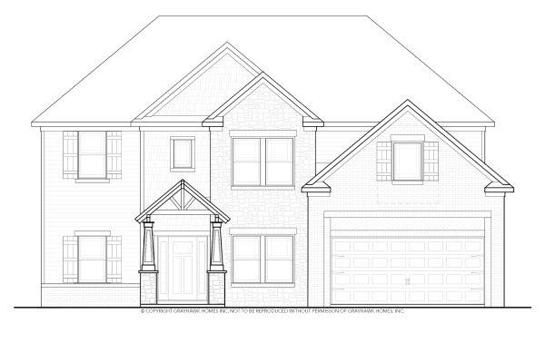 Bedford Craftsman House Plan